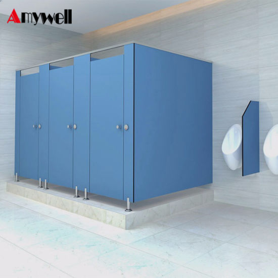 China Amywell Wholesale Price Mm Compact Laminate Board Used - Bathroom partitions prices
