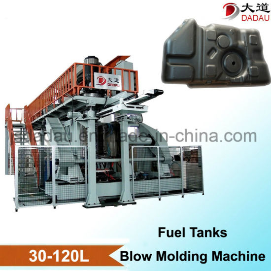 Production Machine of 6-Layer Plastic Fuel Tank for Cars