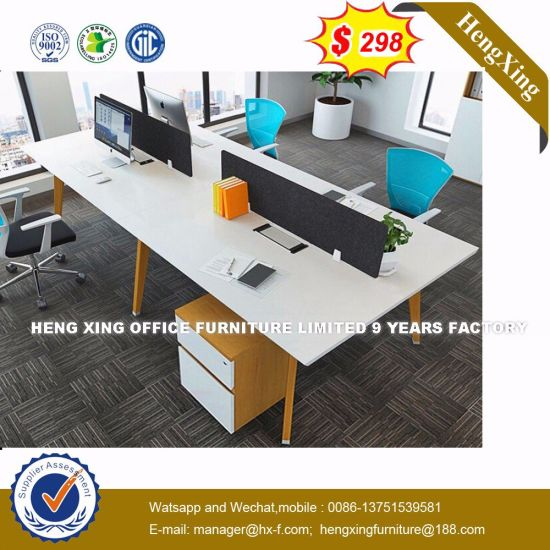 Indonesia Market Reception Room Table Oem Order Office Workstation Desk Hx 8nr0137