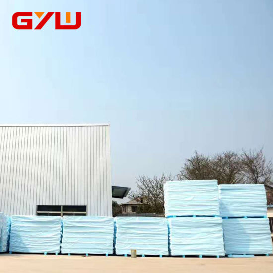 High Density Impact Expanded Polystyrene Foam Sheets Insulation Board