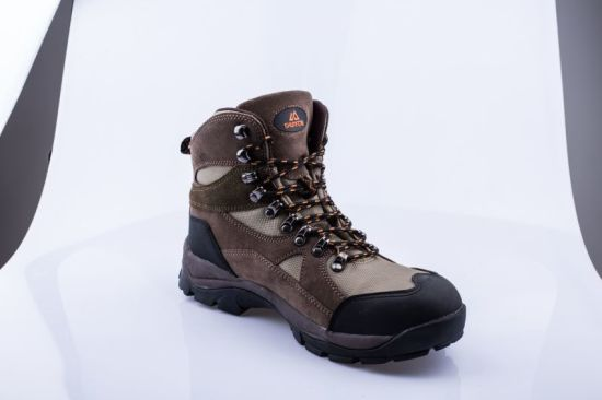 Safety Boots Leather Safety Shoe