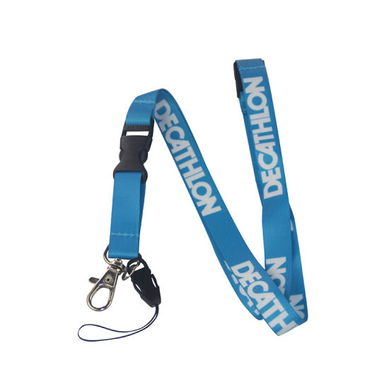 China Wholesale Sublimation Cute Lanyard with ID Card Holder