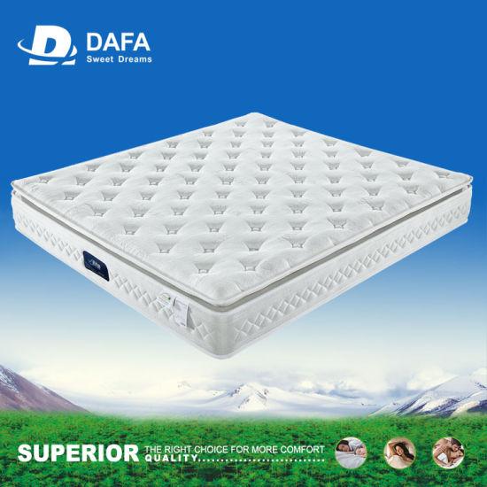 China High Density United Sleep Pillow Top Cheap King Size ...