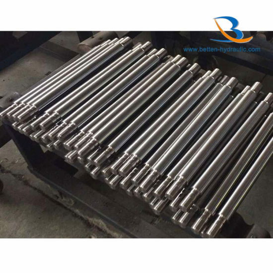 Custom Made Hydraulic Cylinder Piston Rod pictures & photos