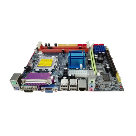 G31- 775 Support DDR2 Mainboard Wth Good Market in Congo pictures & photos