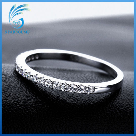Elegant Style Cubic Zirconia Silver Fashion Ring for Women pictures & photos