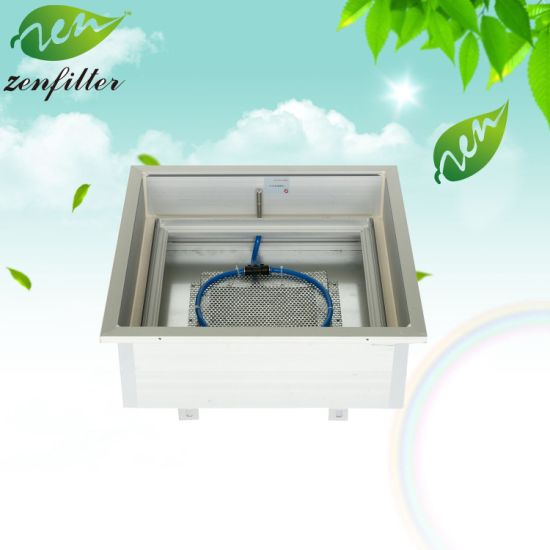 Terminal Gel Seal HEPA Box for HVAC System