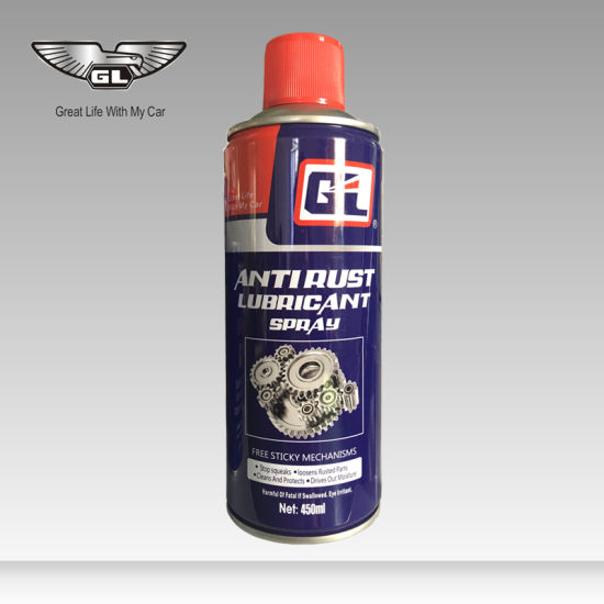 Spray Rust Remover Automotive Rust Killer Automobile Rust Proofing Spray