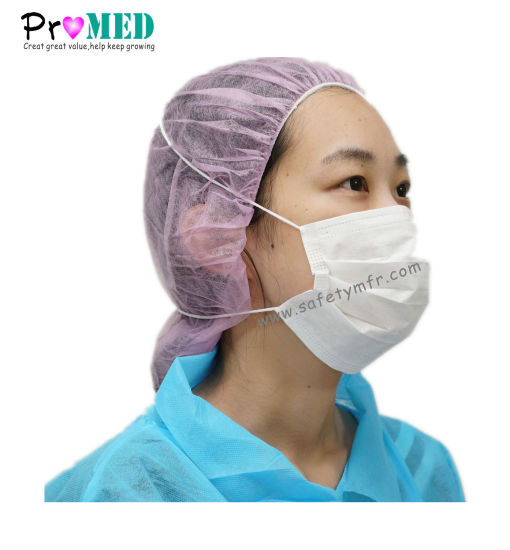 Material sms Es Feel Mask Face pp es mb Nonwoven Disposable Touch Smooth With