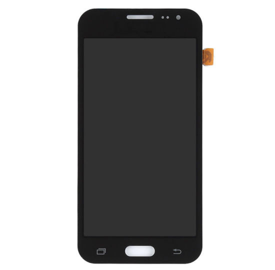 OEM High Quality Mobile Phone LCD Repair Parts for Samsung J2 J200 LCD Screen Assembly