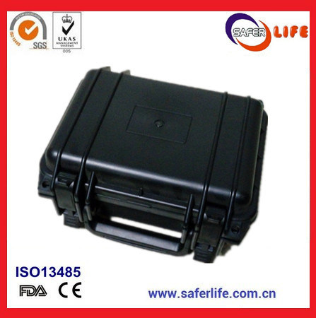 Professional Plastic Large Waterproof Hard Shell Equipment Cases for Storage