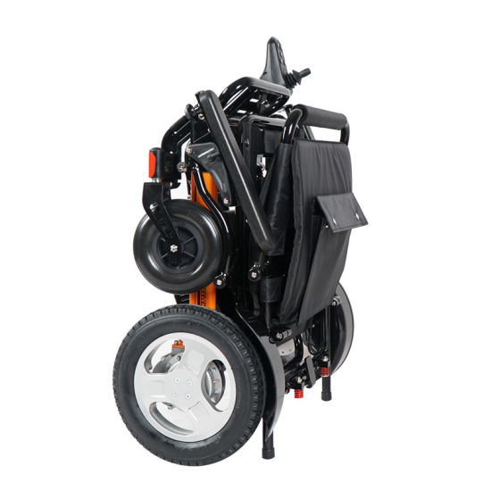 23.5kg Travel Electric Folding Power Wheelchair with Ce&FDA pictures & photos