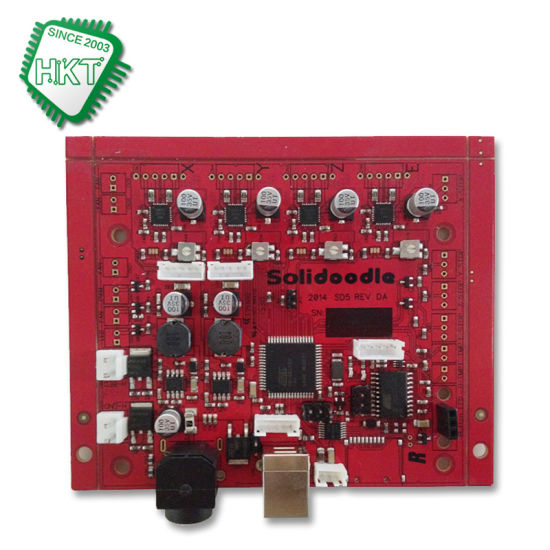 Multilayer PCB Board Circuit Board SMT Assembly Manufacturer Electronic Motherboard PCB