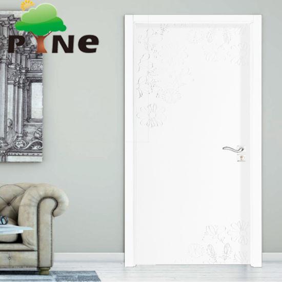 Veneer Paint Colors Wood Flat Soundproof Interior Doors