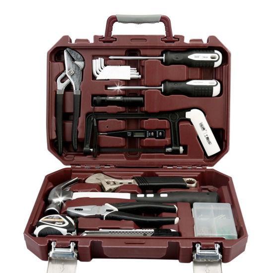 Household 77PCS Hardware Tools Kit Tool Set (Water Pump Plier)