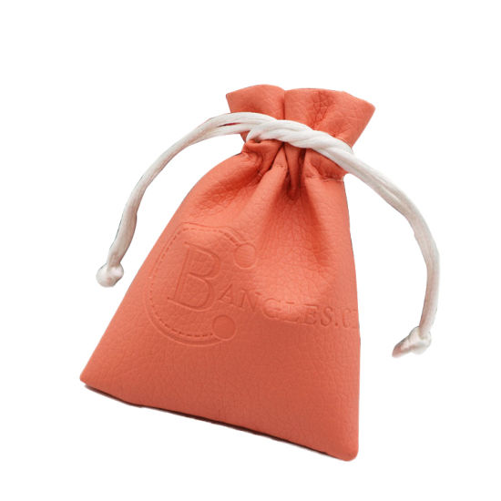 OEM ODM Factory Fashion PU Leather Pouch for Packing
