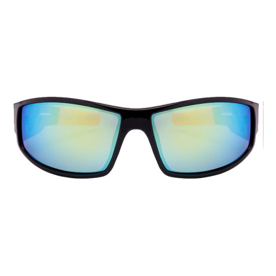 Best Selling Sports Sunglasses with Non-Slip Rubber Temples