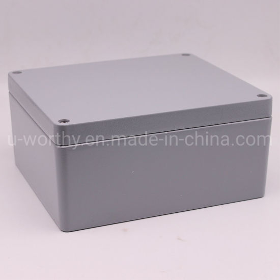 2019 Newest High Quality Waterproof Square Aluminum Die Cast Junction Box pictures & photos