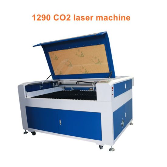 1290 CO2 Laser Cutting Engrvaing Machine