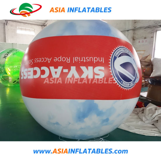 0.18mm PVC Giant Inflatable Helium Balloon pictures & photos