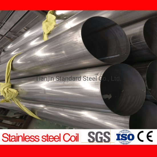ASTM A269 Polished 309 309S Stainless Steel Pipe pictures & photos