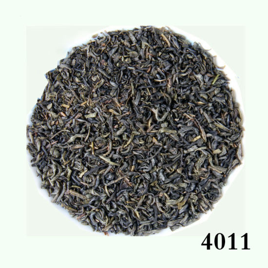 OEM China Chunmee Green Tea 4011 for Tea Importers in Algeria, Maroc, Mali and Africa