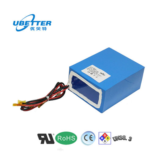 High Quality 18650 25V 18ah Lithium-Ion Battery Packs 7s6p for Electric Tools