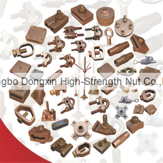Copper Rod Fittings pictures & photos