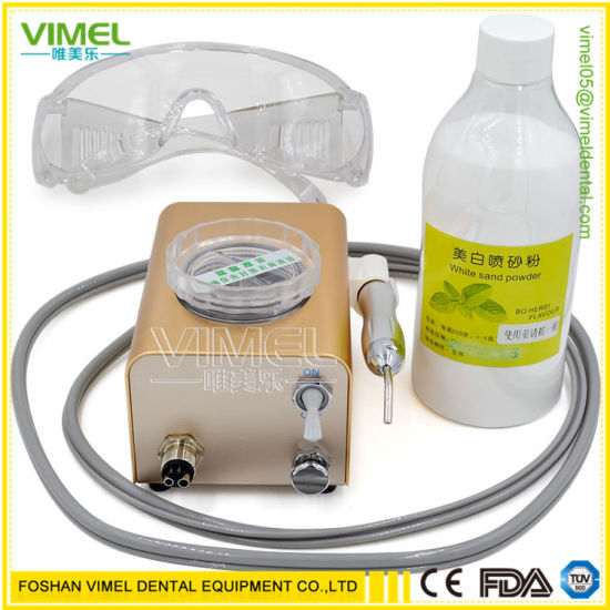 Dental Equipment Dental Air Prophy Unit Cleaning Sandblasting Machine pictures & photos