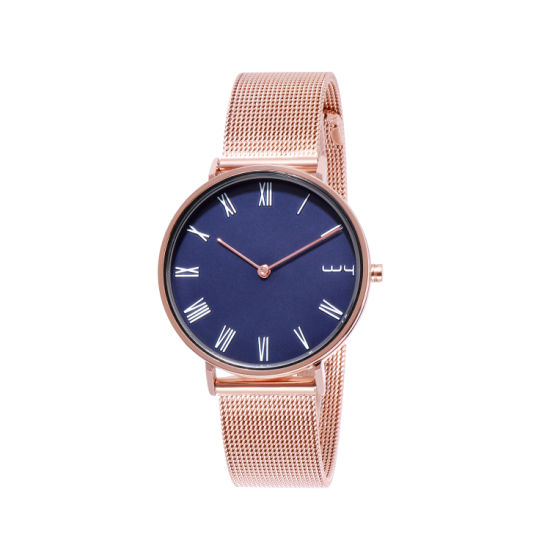 Wholesale New Trends Metal Hand Made Quartz Brand Watch Wy-162