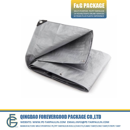 Ready Made Waterproof PE Tarpaulin Covers