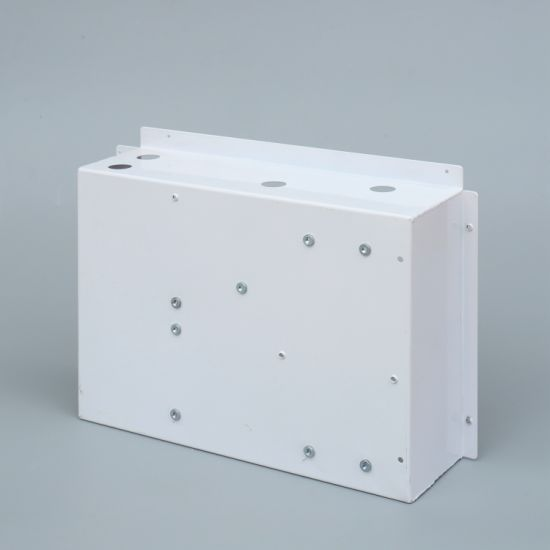Small Metal Box/ Sheet Metal Stamping Part/Custom Sheet Metal Fabrication