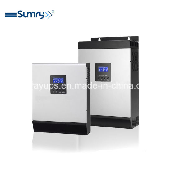 3kVA/2400W 24VDC 5kVA/4000W 48VDC off Grid Solar Inverter with MPPT Solar Charge Controller