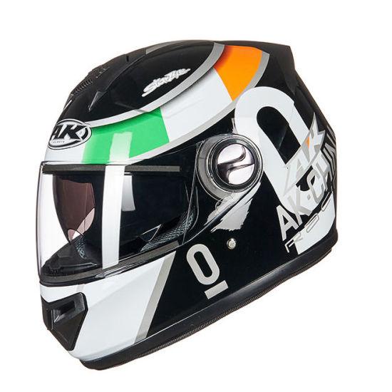 ABS PP Full Face Dual Visor Motorcycle Helmets