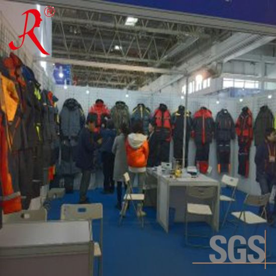 Latest Waterproof Quilted Sea Fishing Jacket (QF-9079A) pictures & photos