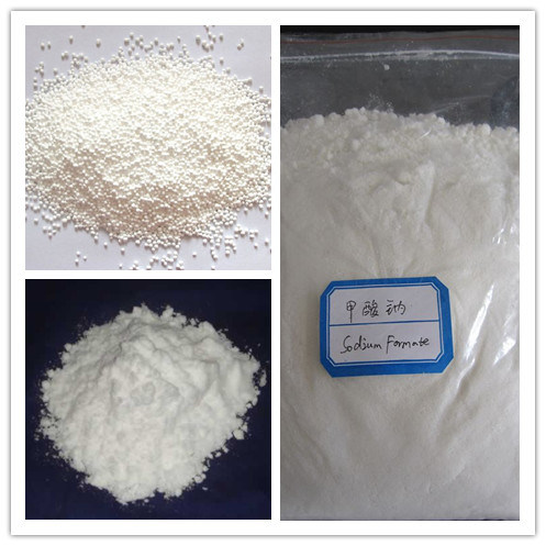 Sodium Formate 98%Min for Leather CAS No.: 141-53-7 pictures & photos