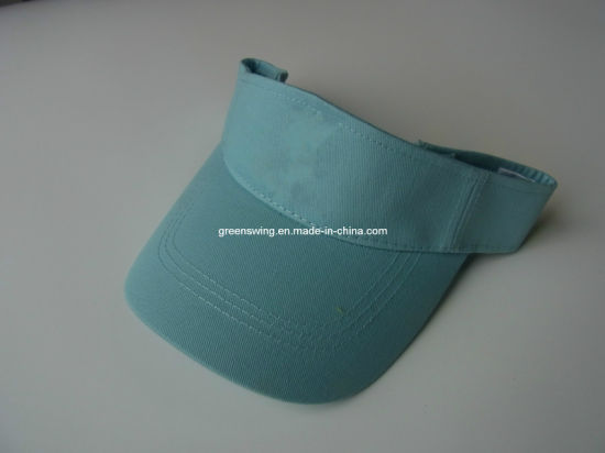 c05449a5365891 China Wholesale Cheap Custom Golf Visors - China Visor Cap ...