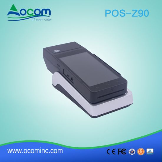 Z90 Mobile All in One Touch POS Terminal with NFC Reader pictures & photos