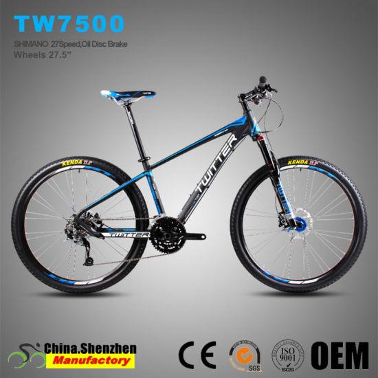 27.5er M4000 27speed Hydraulic Brake Air Suspension Adult Mountain Bicycle