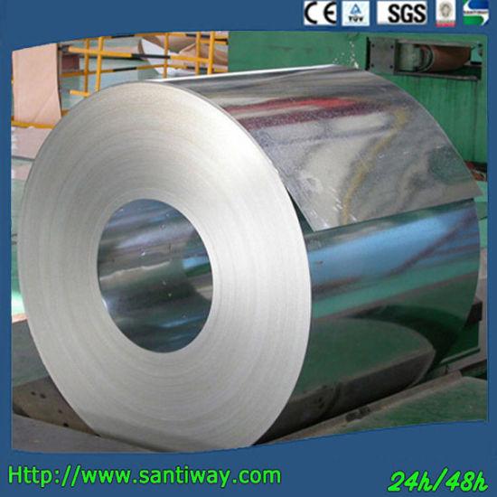 Q235 Steel Coil Good Quality Zine 40-150GSM