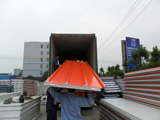 950mm Polyurethane Panels Roof Profile PU Sandwich Panel