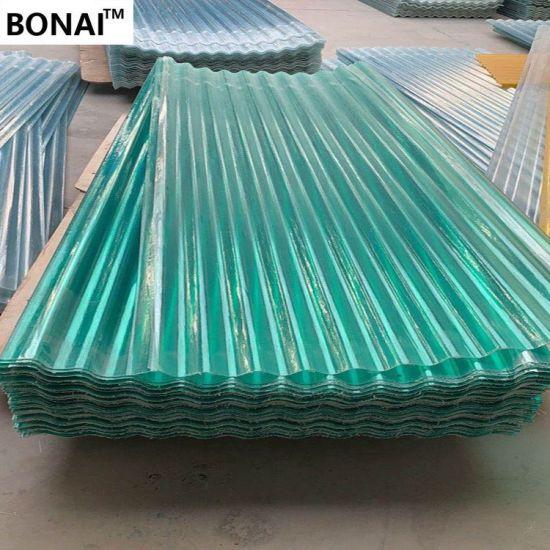 Good Quality Fiberglass Greenhouse Corrugated Frp Transparent Roof Sheet China Fiberglass Transparent Panels Frp Tile Made In China Com