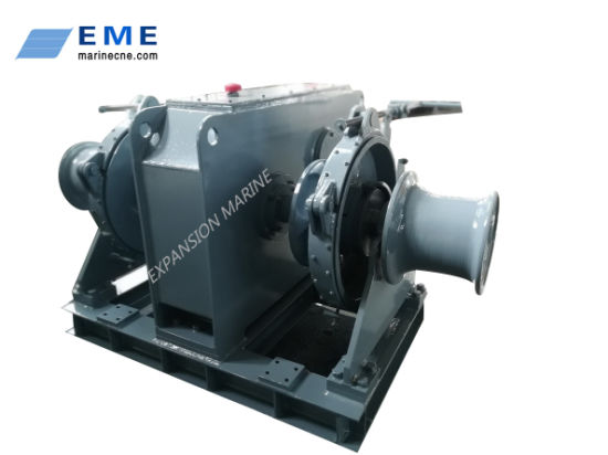 Marine Electric or Hydraulic Windlass with ABS Certificate