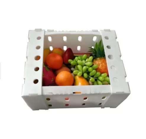 China PP Plastic Hollow Package Fruit Vegetable Box Cartons