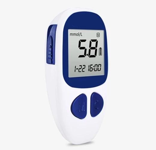 Free Blood Glucose Meter >> China Portable Digital Automatic Blood Glucose Sugar Siabetes