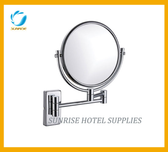 Silver Chrome Wall Mirror with Double Sides pictures & photos