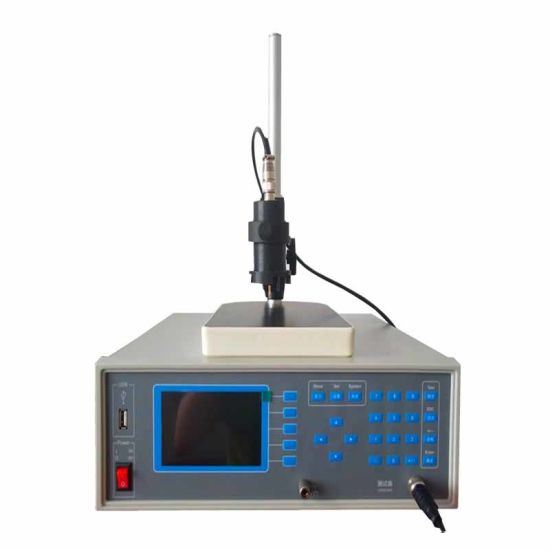 Double Electric Four-Probe Sheet Resistance Resistivity Tester with PC Software