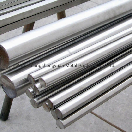 ASTM AISI 310, 310S, 316, 316L, 316ti Stainless Steel Round Bar