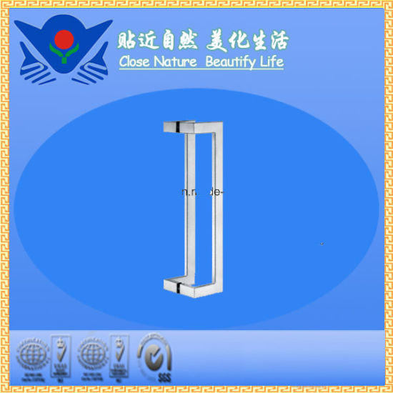 Xc-B2707 Furniture Hardware Bathroom Big Size Door Pull Handle pictures & photos
