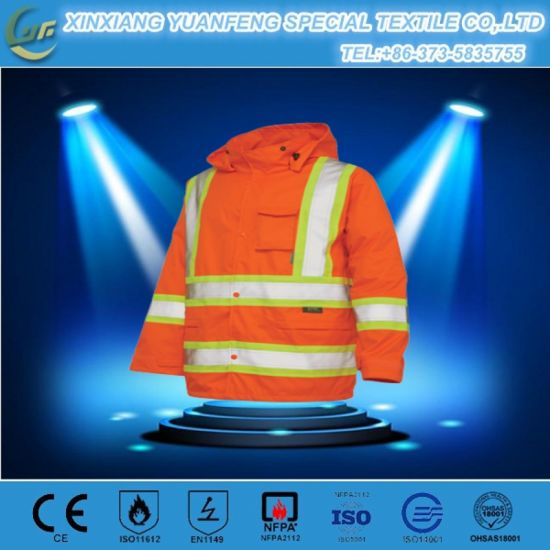 f1e051c7b692 China Fire Retardant Aramid Coverall Wears for Oil and Gas - China ...